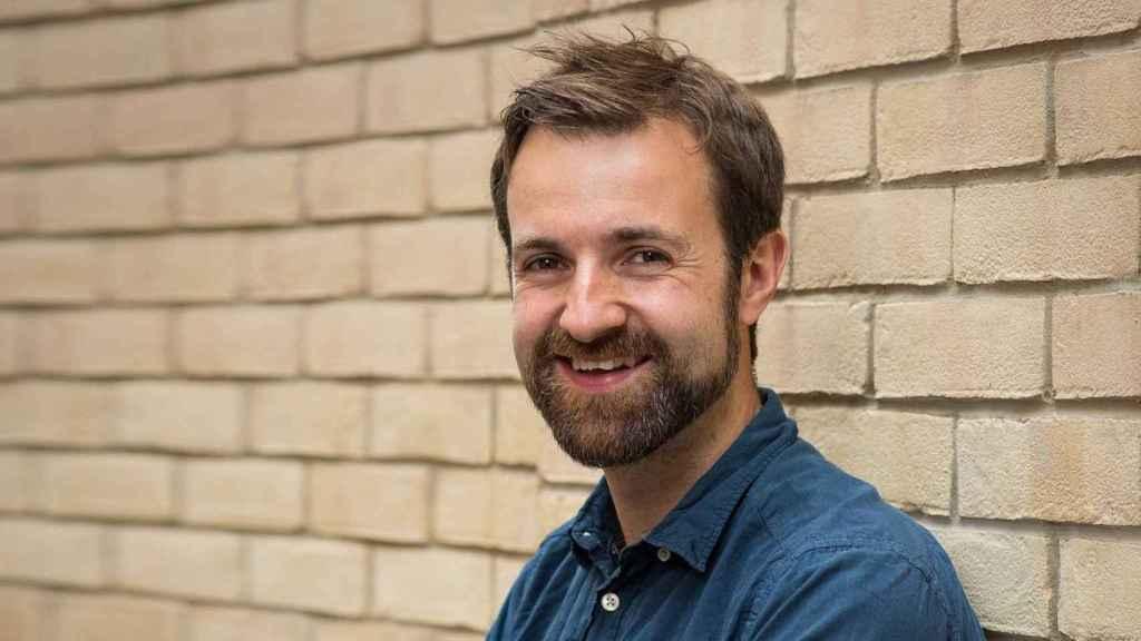 El profesor Kit Yates, autor de 'Los números de la vida'.
