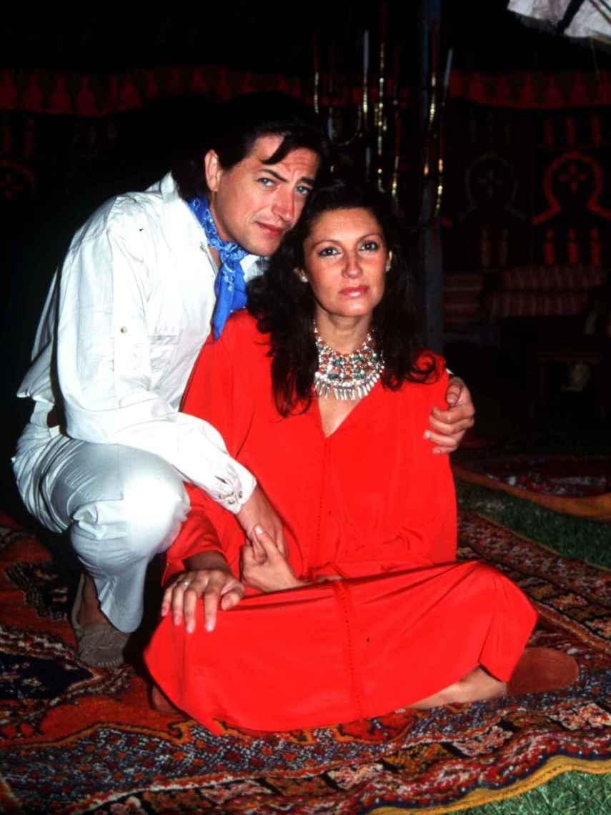 Ernesto Neyra y Carmina Ordónez, en una imagen de archivo.