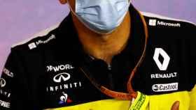 Cyril Abiteboul, jefe de escudería del Renault F1 Team