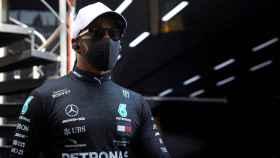 Lewis Hamilton, en el Circuit Barcelona - Catalunya durante el Gran Premio de España de Fórmula 1 de 2020