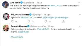 Botín, Pallete y Huertas ya tienen la 'app' de rastreo del coronavirus:  ¿qué esperan las autonomías para activarla?