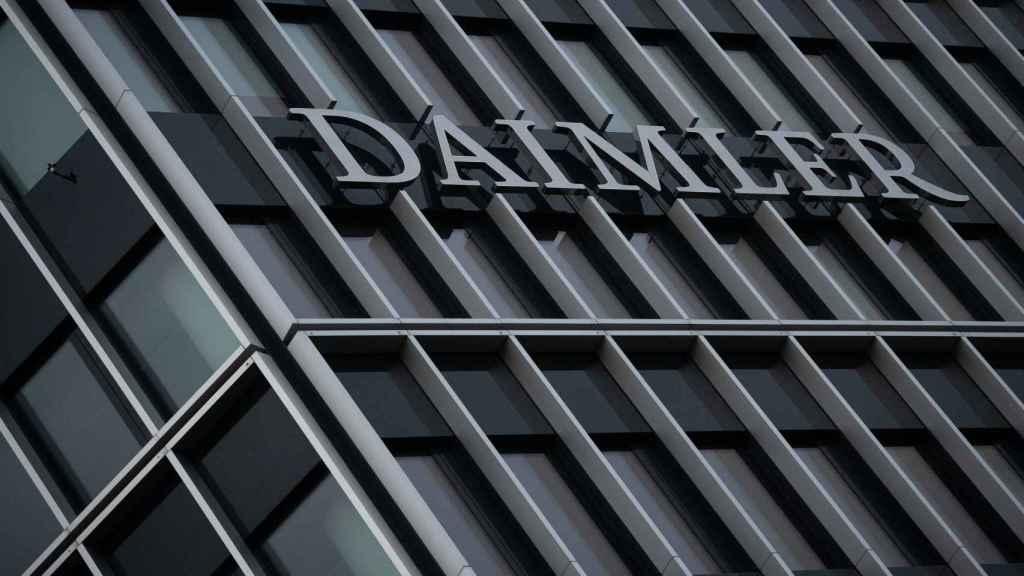 Instalaciones de Daimler.
