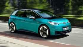 Nuevo Volkswagen ID.3, el primer eléctrico 'de verdad' de la marca alemana.