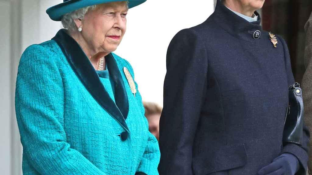 La princesa Ana a menudo es la miembro de la Familia Real que más compromisos adquiere.