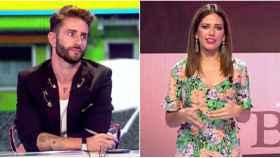 Pelayo Díaz calificó como choni el estilismo de la presentadora.