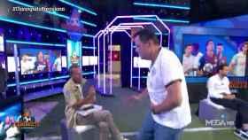 Tomás Roncero le baile el mambo a Cristóbal Soria en la cara