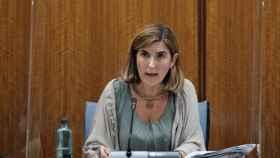 Rocío Blanco, consejera de Empleo, Formación y Trabajo Autónomo dela Junta de Andalucía.