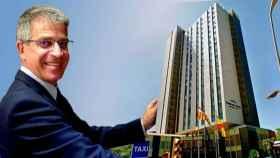 Jordi Mestre, presidente del Gremio de Hoteles de Barcelona.
