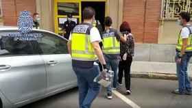 Detenido un matrimonio por asesinar a una mujer discapacitada en Benidorm y simular un accidente