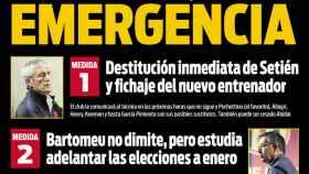 La portada del diario Sport (16/08/2020)