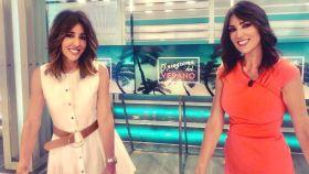 Ana Terradillos y Patricia Pardo son compañeras de plató durante la ausencia de Ana Rosa.