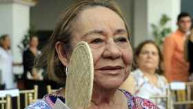 Mercedes Barcha, viuda de Gabriel García Márquez.