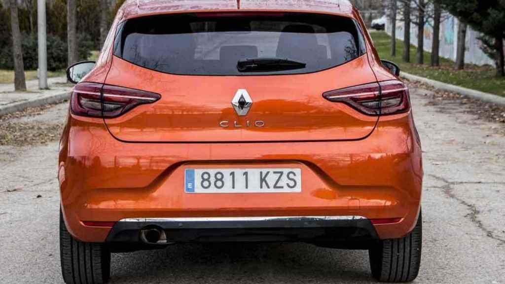 Este Renault Clio se corresponde con la quinta generación.