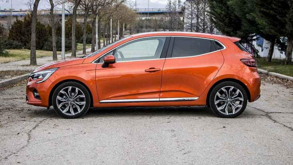 El Renault Clio tiene un precio atractivo y una buena relación calidad-equipamiento.