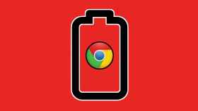 Google Chrome y batería.