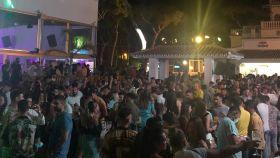 Vista general de la discoteca 'Live' de Punta Umbría (Huelva)