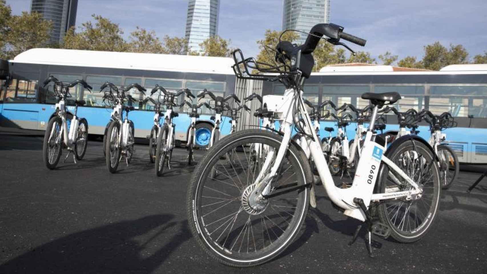 Movo (Cabify) se convierte en el operador privado con más bicis eléctricas de Madrid
