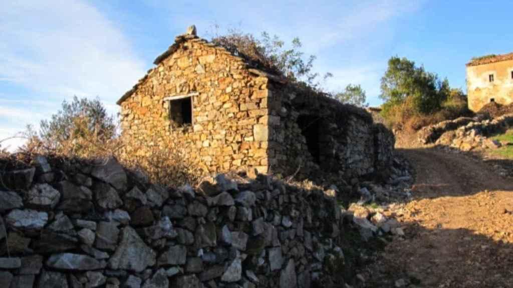 Aldea entre Luarca y Cudillero
