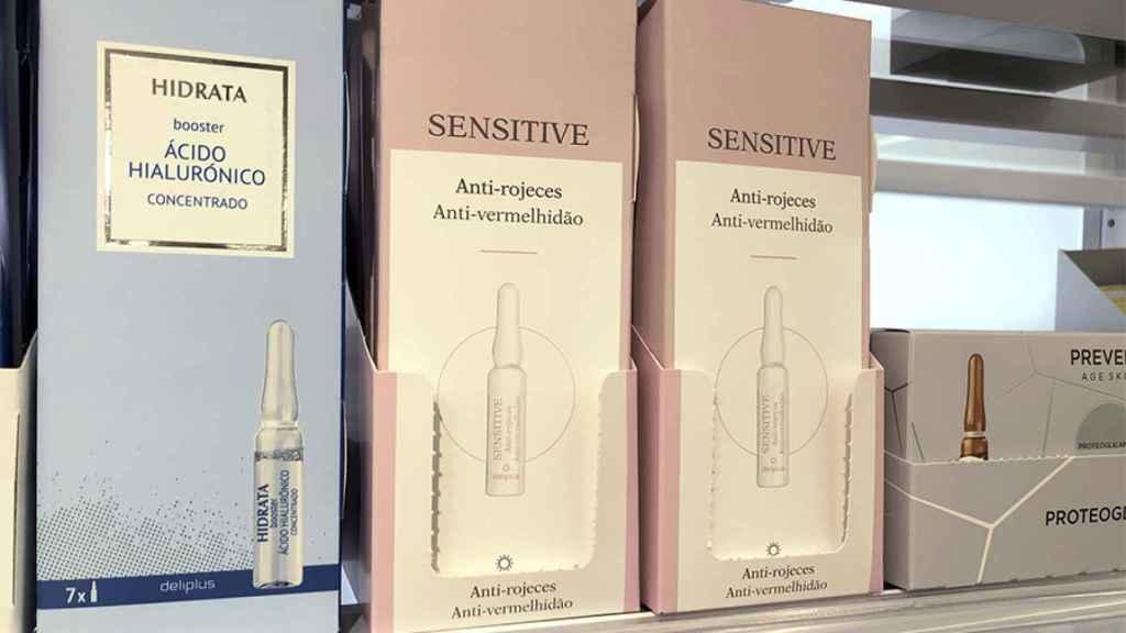 Las nuevas ampollas anti-rojeces de Mercadona ya están a la venta.