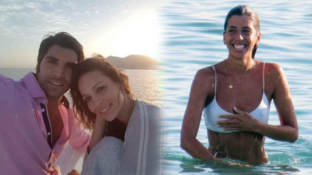 Eva González y Cayetano Rivera están de vacaciones en Baleares, al igual que Karelys.