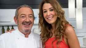 Ainhoa Sánchez lleva 10 años dando consejos de nutrición en el programa de Karlos Arguiñano.