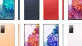 Primeras imágenes oficiales del Samsung Galaxy S20 Fan Edition
