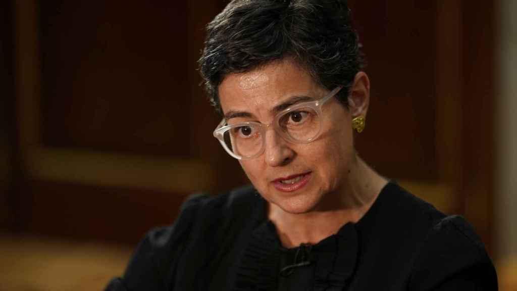 Arancha González Laya, ministra de Asuntos Exteriores, Unión Europea y Cooperación.