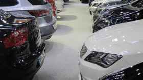 Varios vehículos.