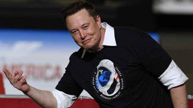 El empresario Elon Musk en una imagen de archivo.