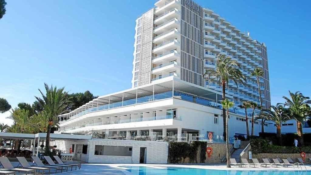 Las grandes hoteleras resisten en Baleares: Meliá, Riu y Barceló no cerrarán hoteles