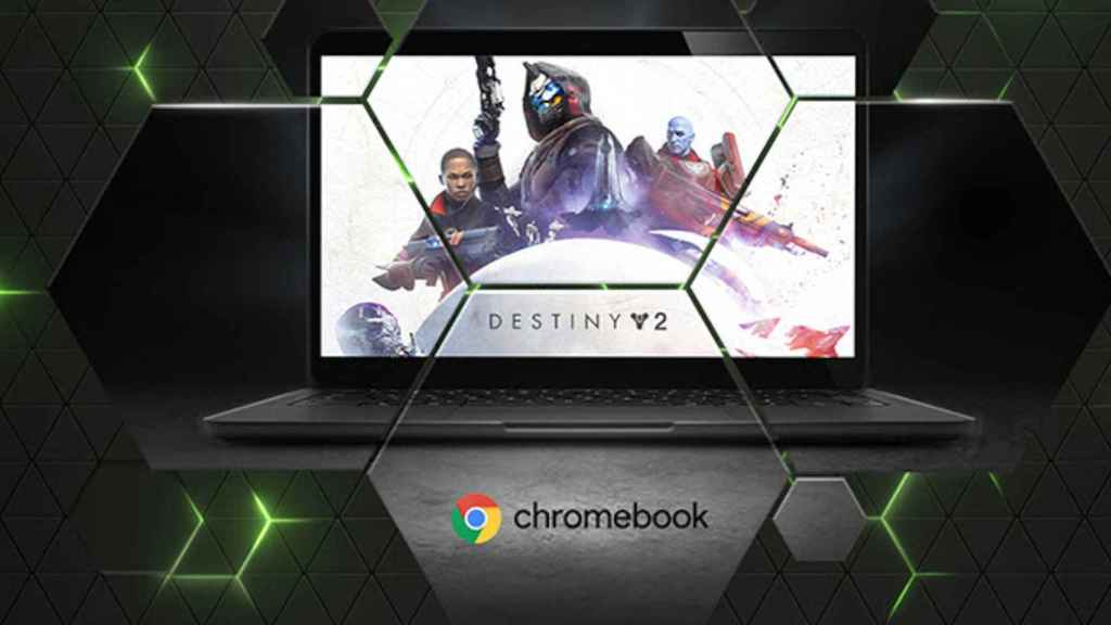 GeForce Now para Chromebook