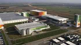 Fábrica de Heineken en España.
