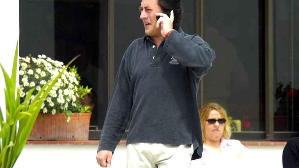 El bailarín también fue acusado de maltrato por su primera mujer, Carmina Ordóñez.