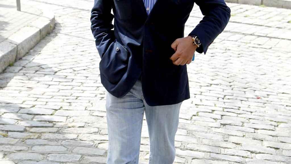 Ernesto Neyra, en una imagen de archivo.