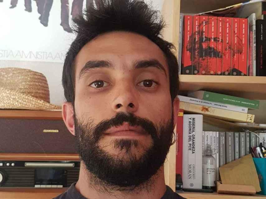 Alberto Colomo.