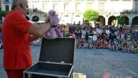 Zamora magia en la calle festival 5