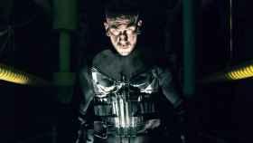Fotograma de The Punisher, en Netflix.