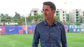 Ramón Planes, responsable de la secretaría técnica del Barça