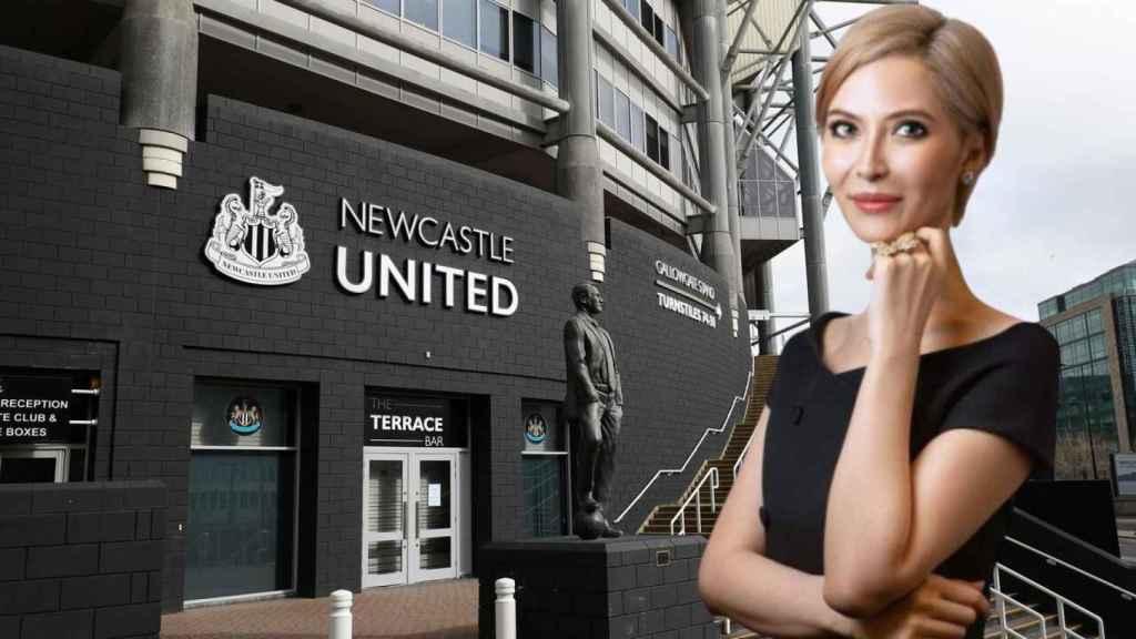 Evangeline Shen, la empresaria que quiere comprar el Newcastle United