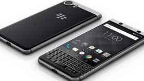 Prototipo de la nueva BlackBerry.