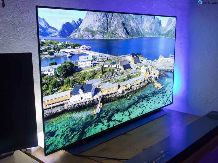 El televisor LG CX 55 supera las expectativas.