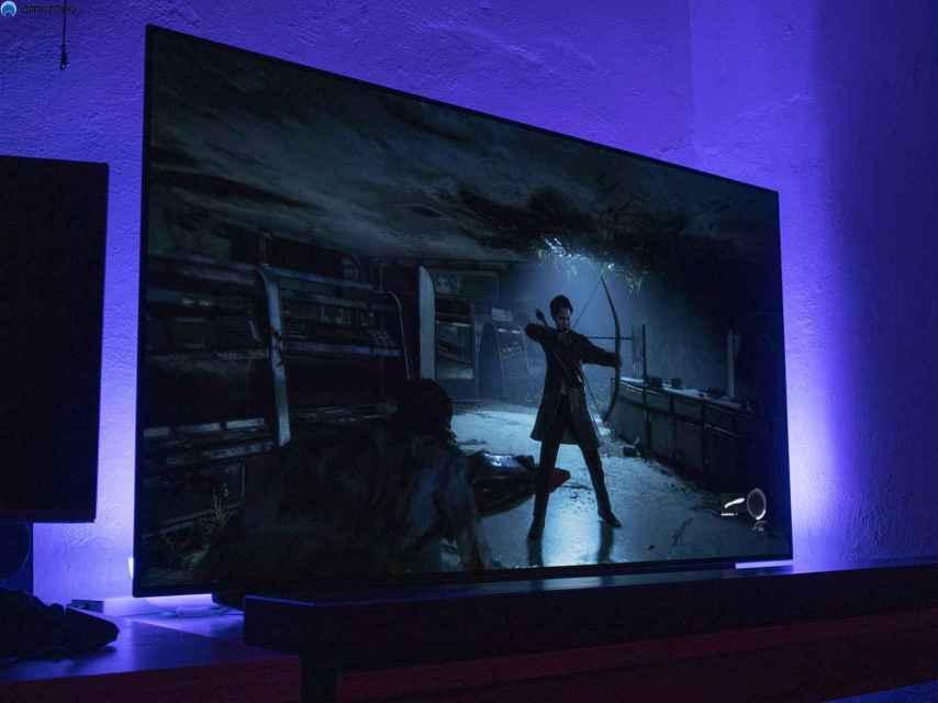 Escena del videojuego 'The Last of Us: Parte II'.