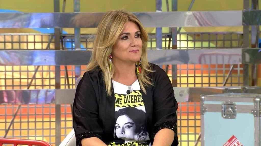 Carlota Corredera presentó por última vez 'Sálvame' el pasado lunes.