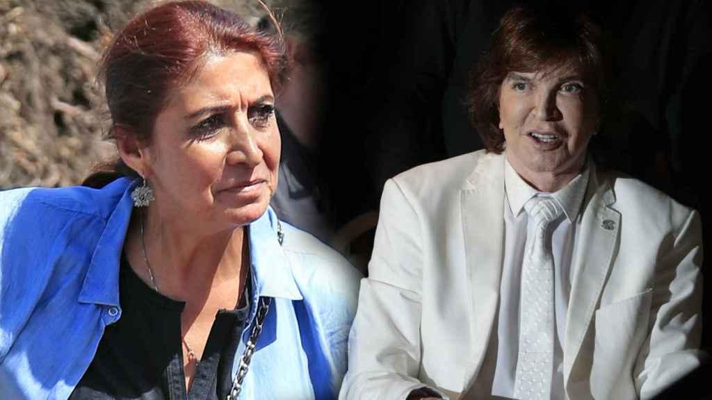 Lourdes Ornelas  citó al administrado de Camilo Sesto en su polémica y última entrevista.