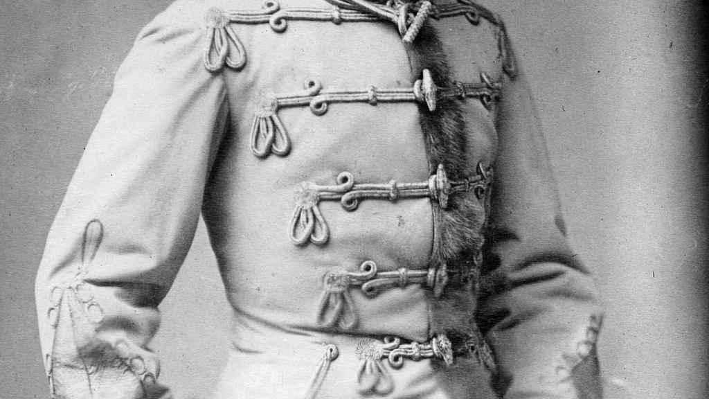 Rodolfo de Habsburgo.
