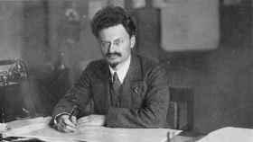 Trotsky.