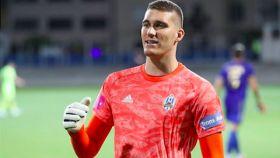 Ivo Grbic durante un partido