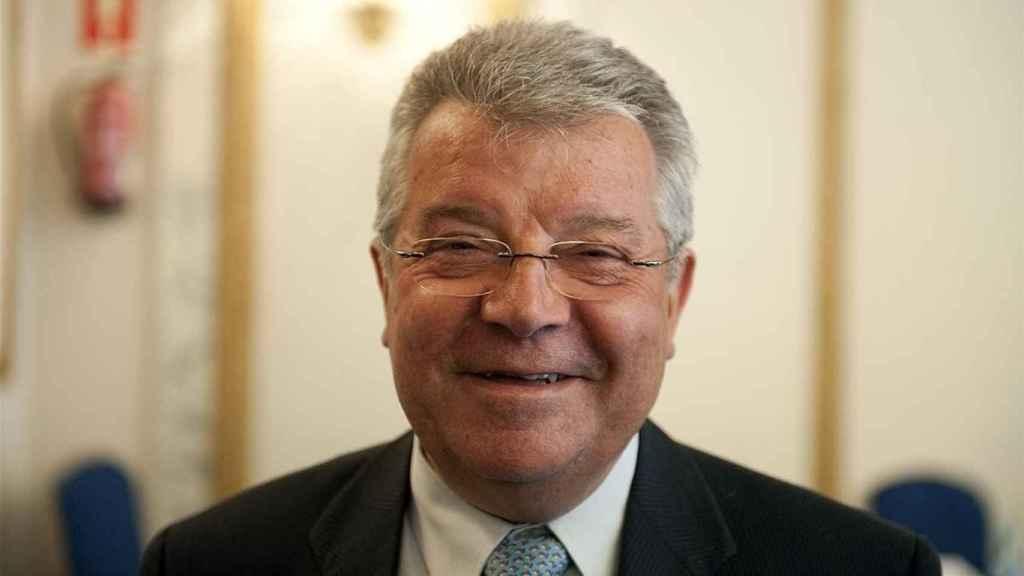 El agente Josep María Minguella