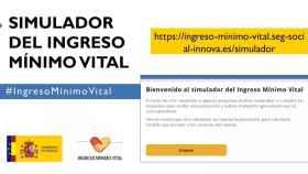 La Seguridad Social dispone de un simulador para saber si se tiene derecho al IMV.