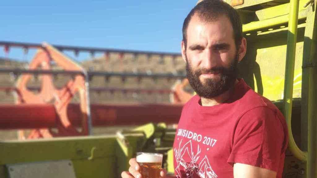 Alejandro Aguado, Ingeniero Agrícola de 27 años